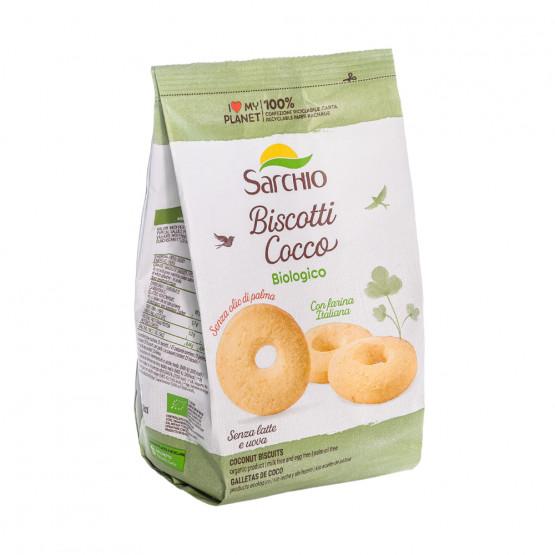 Кокосовое печенье Sarchio 250 г