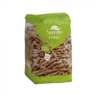Макароны Казереччи из спельты Sarchio 500 г