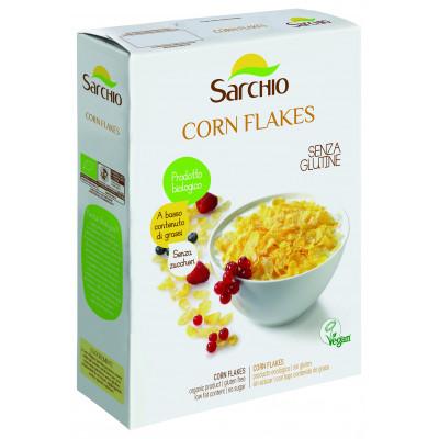 Кукурузные хлопья Sarchio 250 г