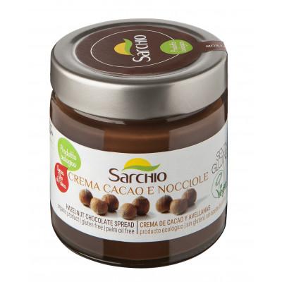 Паста шоколадная с фундуком Sarchio 200 г