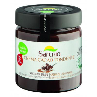 Паста из черного шоколада Sarchio 200 г