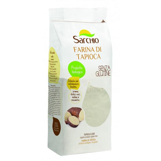 Мука из тапиоки Sarchio 250 г