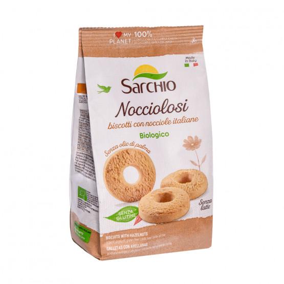 Печиво з фундуком Sarchio 200 г