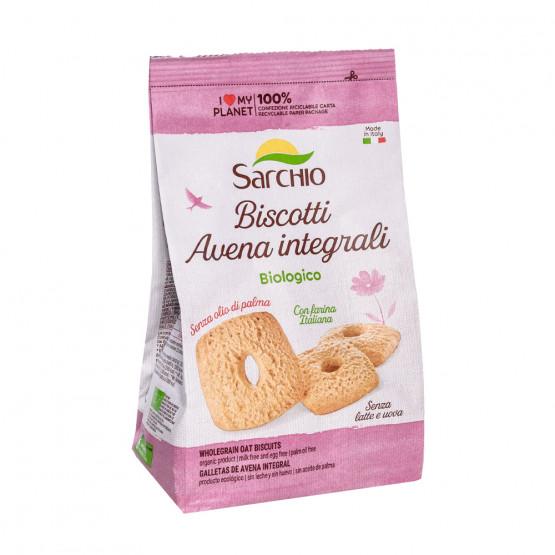 Овсяное печенье Sarchio 250 г