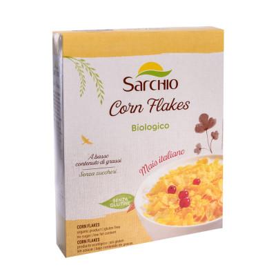Кукурудзяні пластівці Sarchio 250 г