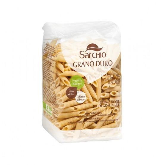 Макароны Пенне из пшеницы Sarchio 500 г