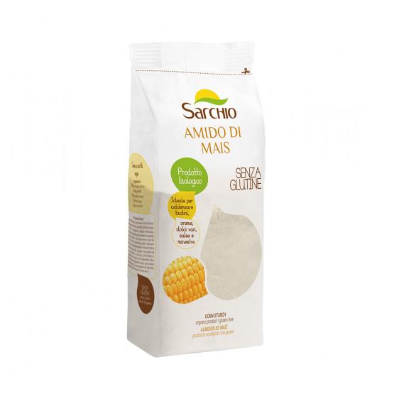 Крахмал кукурузный Sarchio 250 г