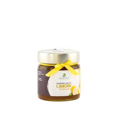 Джем из сицилийских лимонов Aricchigia 240 г