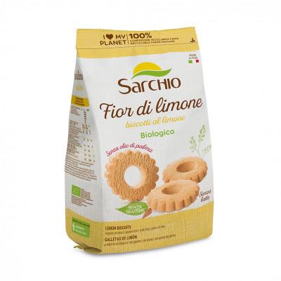 Печенье лимонное Sarchio 200 г