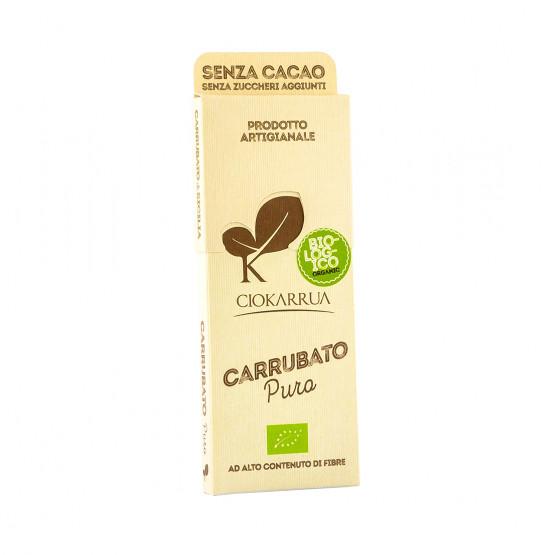 Шоколад Модіканський з керобу Ciokarrua 50 г