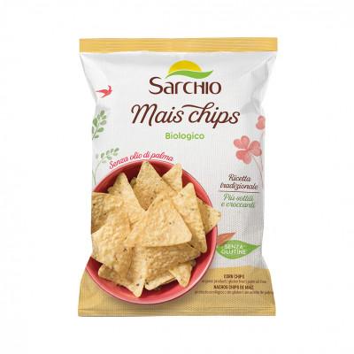 Кукурудзяні чіпси Sarchio 55 г