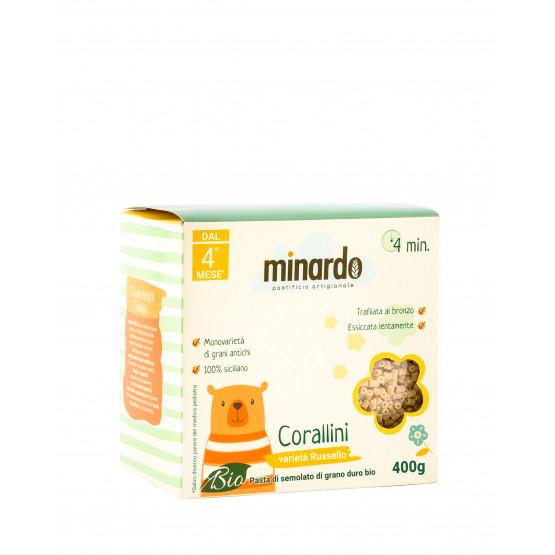 Макароны Коралини Minardo 400 г