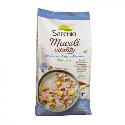 Мюсли Vitality Sarchio 300 г