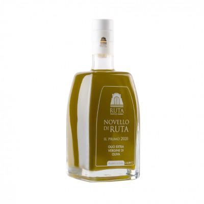 Масло оливковое Extra Virgin NOVELLO di RUTA 500 мл