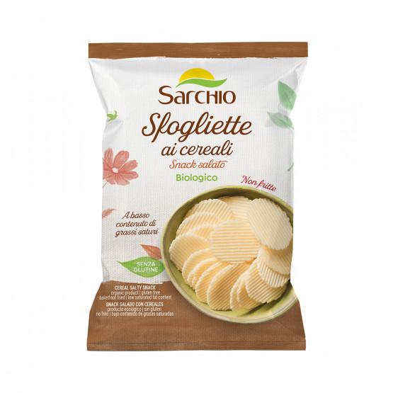 Зерновые чипсы Sarchio 55 г