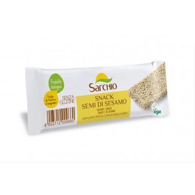 Снек з насіння кунжуту Sarchio 20 г
